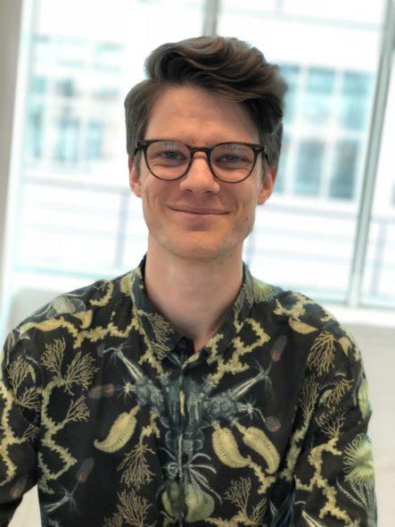 Bendik Hattvang Larsen, 24 år fra Oslo